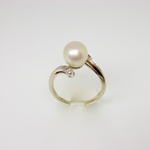 1960s Pearl ring