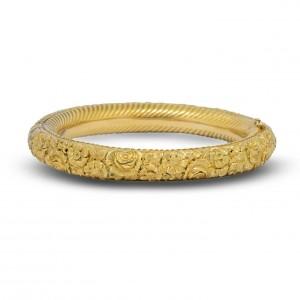 Antique bangle bracelet