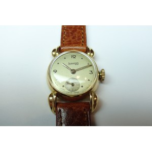 Eberhard Ladies' gold wrist watch