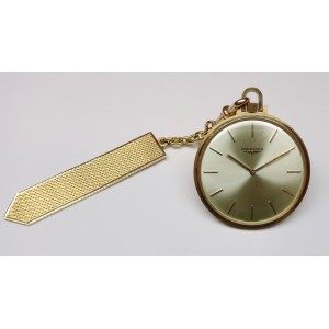 Longines pocket watch Decò period