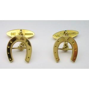 Horseshoe cufflinks - Weingrill